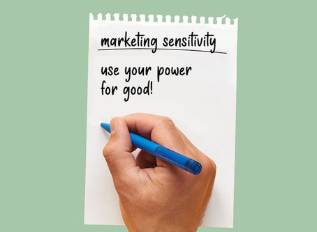 Marketing Sensitivity in the Age of COVID-19