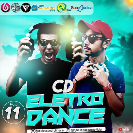 CD Eletro dance vol 11