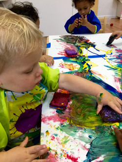 Summer Camp Week Theme: Creative Art