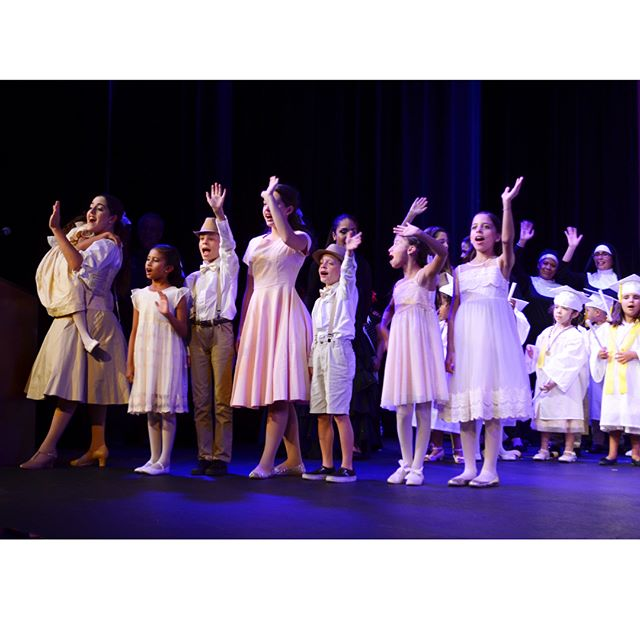 The Sound Of Music ~ EcoKids Bilingual Preschools ~ End Of Spring Term Show 2017 ~ June 7th, 2017 ~
