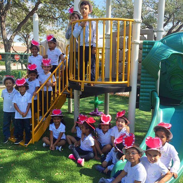 #tbt Happy Valentine's Day! _ecokidspreschools ~ (954)344.4220 ~ www.ecokidsbilingualpreschools