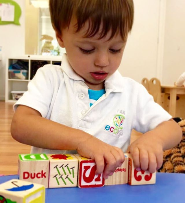 I Am EcoKids ~ _ecokidspreschools #learning #education #iamecokids #kids #fun #braindevelopment #blo