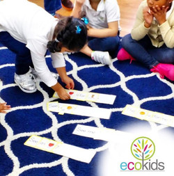 Creating Sentences with Sight Words ~ I AM EcoKids ~ #bilingualpreschools #classrooms #playground #f