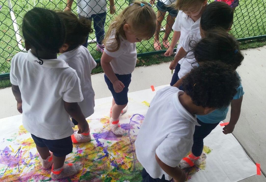 Summer Camp Week Theme: Creative Art