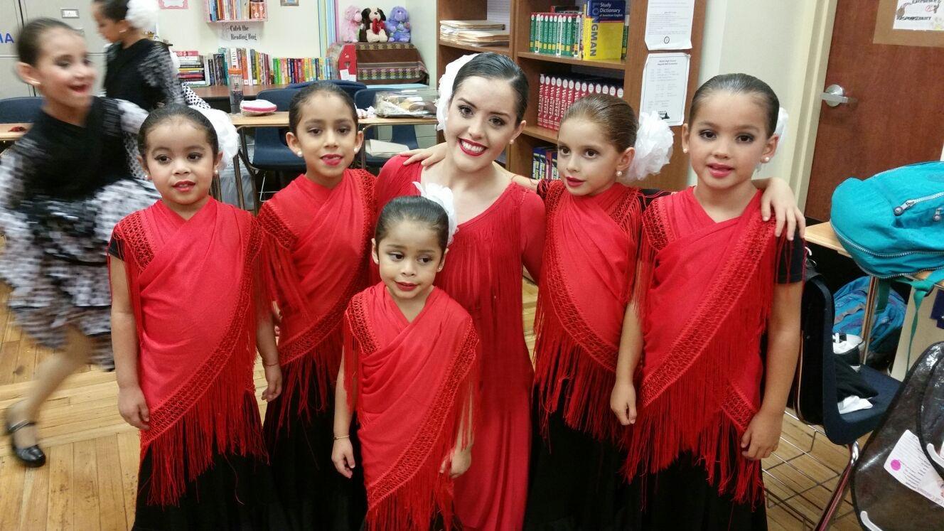 Baby Flamenco Show 2016