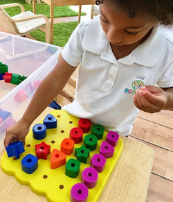 I am EcoKids ~ _ecokidspreschools #colors #classifying #sequence #learning #education #braindevelopm