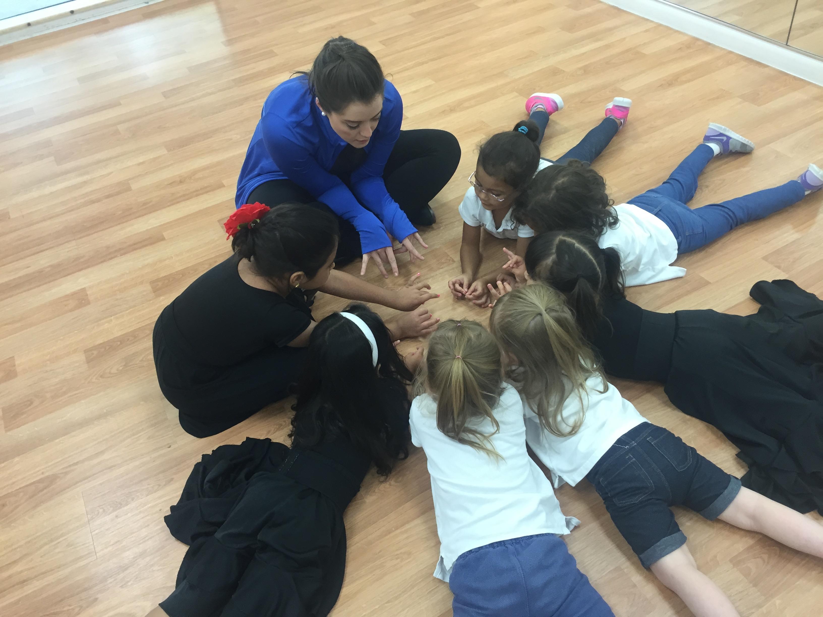 Bilingual Summer Camp -Baby Flamenco
