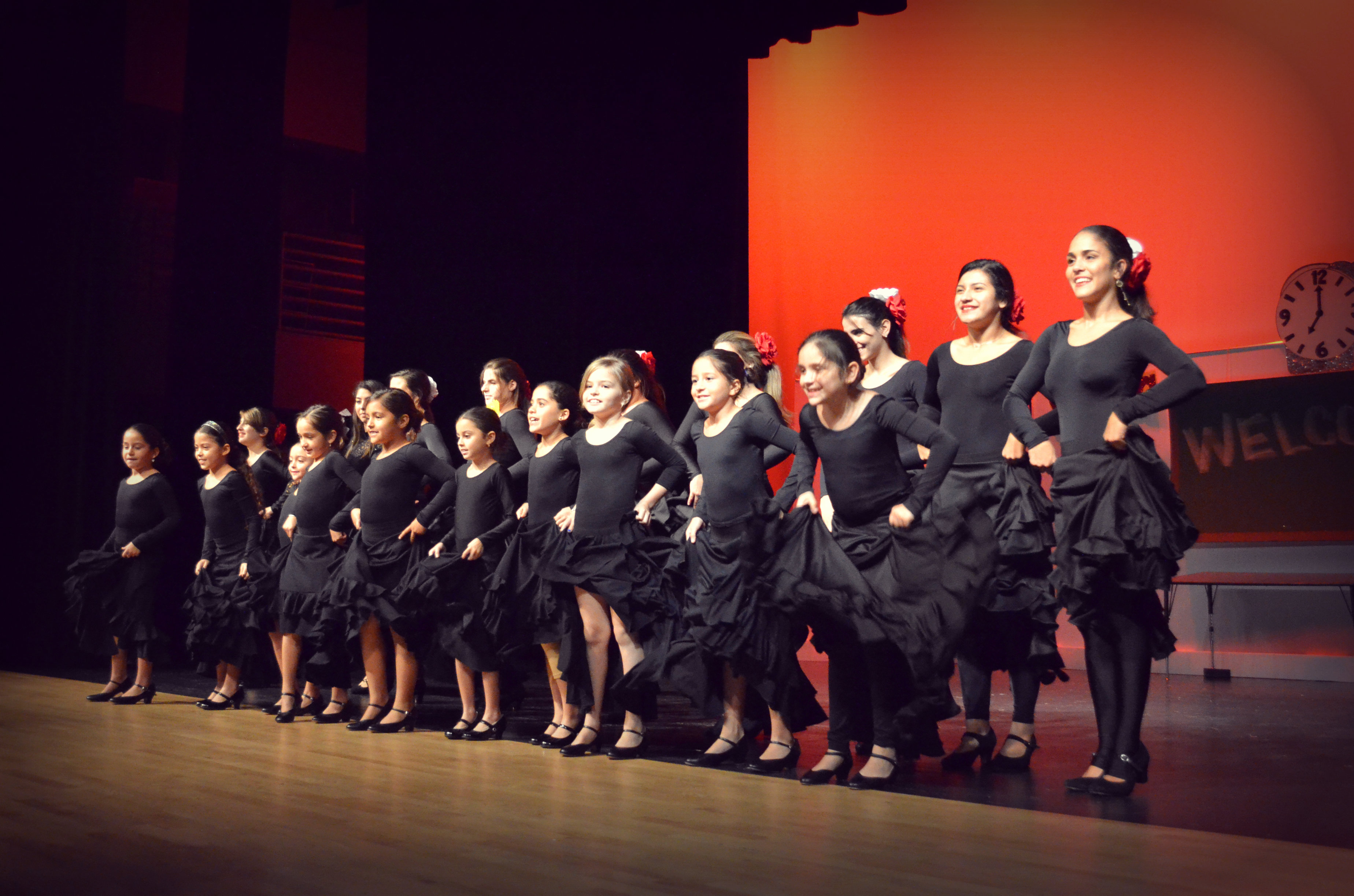 Flamenco Show 2013