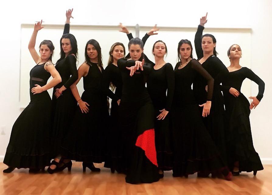 Rebeca Reyna Flamenco Adults Classes