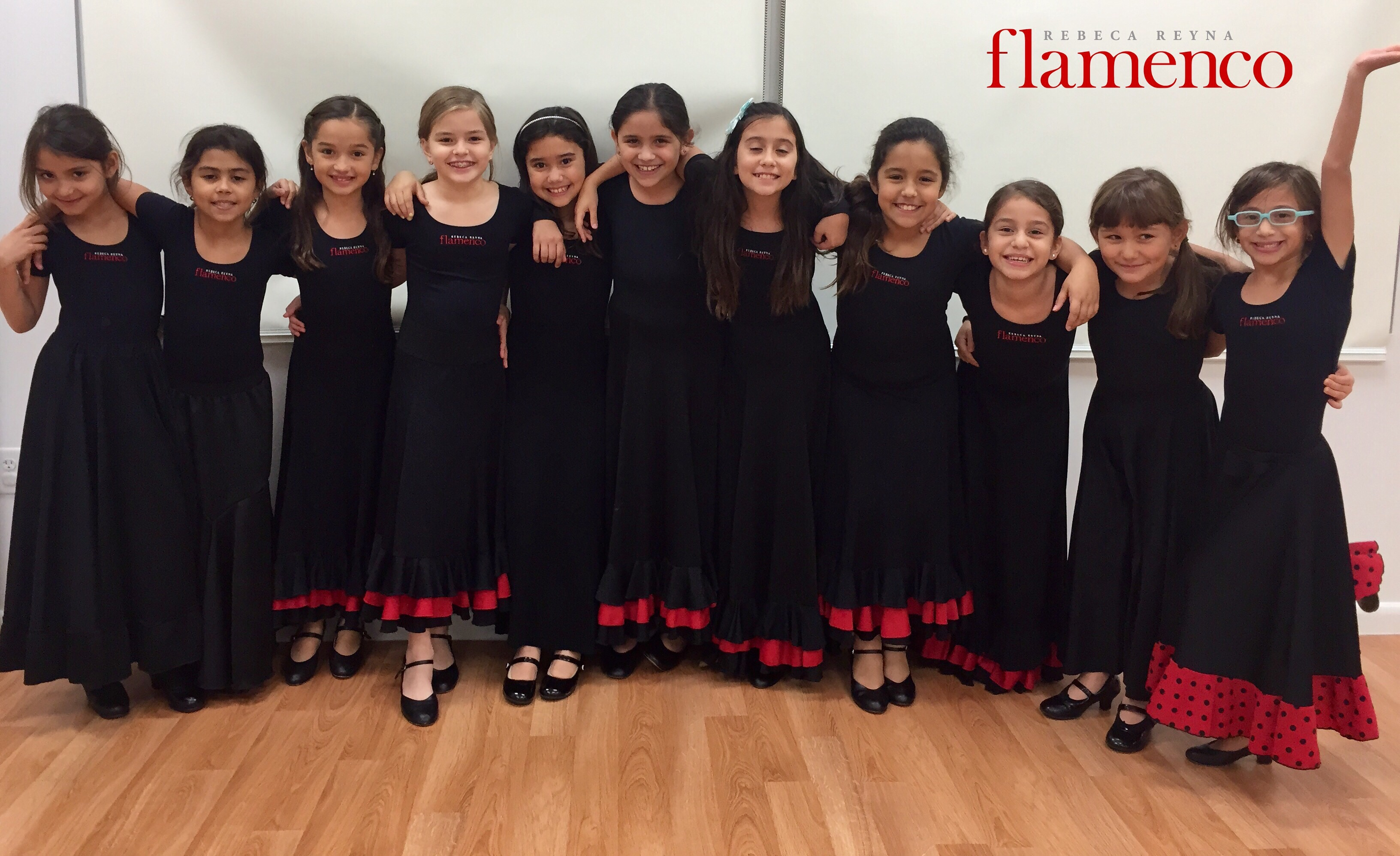 Flamenco Kids Classes 2615