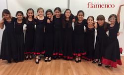 Flamenco Kids Classes 2615