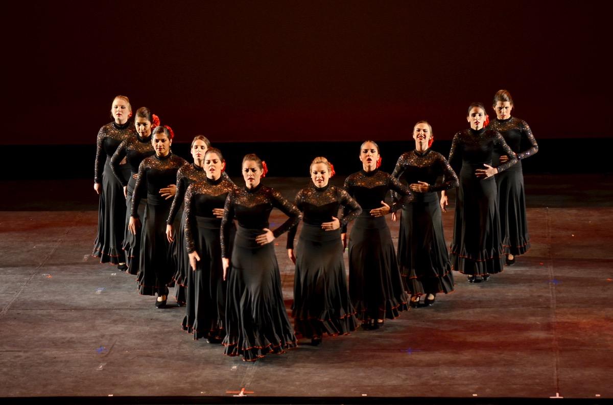 Flamenco Company Show 2013