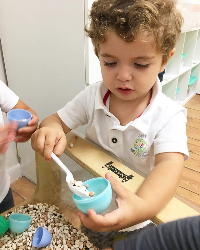 I Am EcoKids ~ #sensoryplay #learning #cognitive #skills #education #fun #discover #braindevelopment