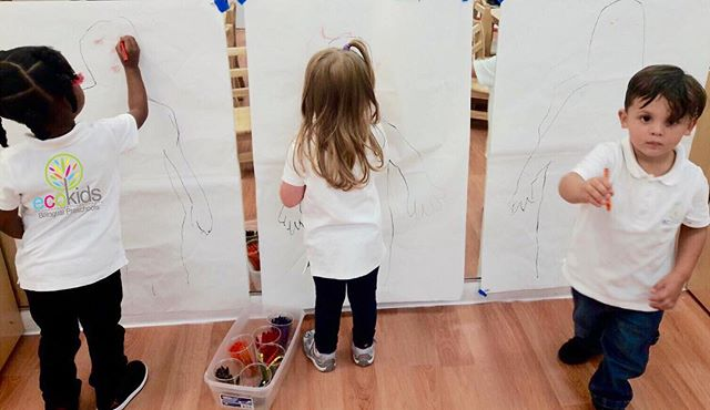 I AM EcoKids🙋 ~ #creative #art #Fun #learning #education #ecokids #artist #braindevelopment #biling