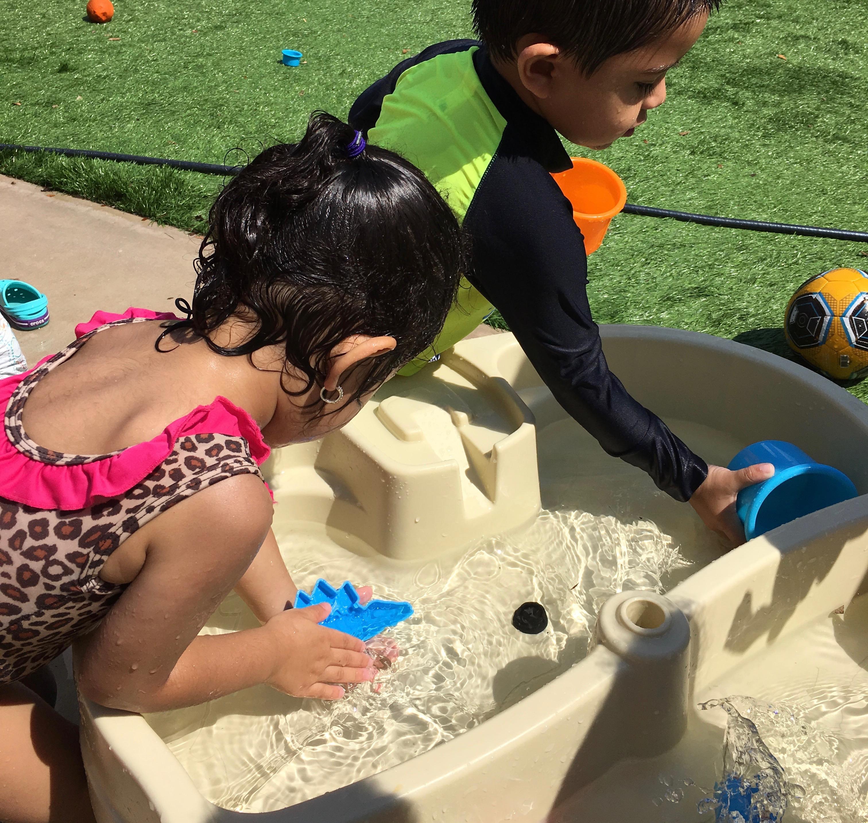 Bilingual Summer Camp - WaterPlay