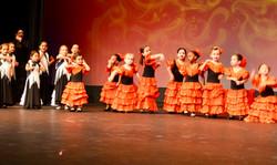 Baby Flamenco Show