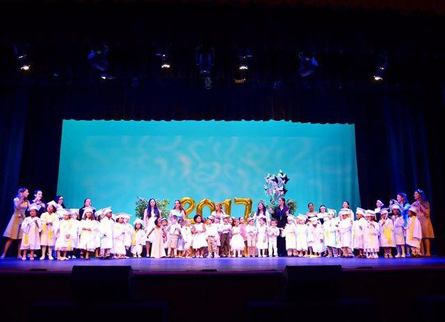 GRADUATION CEREMONY 2017 ~ By_ EcoKids Bilingual Preschools ~ End Of Spring Term Show - _The Sound O