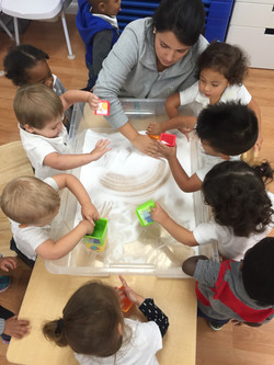 Summer Camp Week Theme: Sensory Play