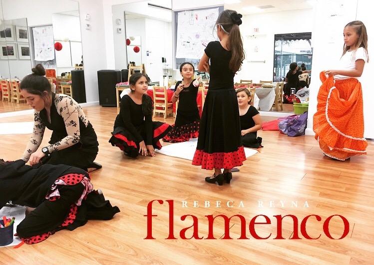 Bilingual Summer Camp- Flamenco Kids