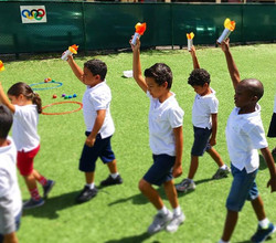 EcoKids Bilingual Preschools  Río Olympics 2017🏅🏋🏻♀️🚴🏻♀️🏊🏻🇧🇷 ~ Thursday July 6th, 2017 ~