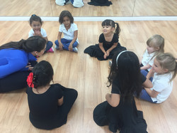 Bilingual Summer Camp -Baby Flamenco