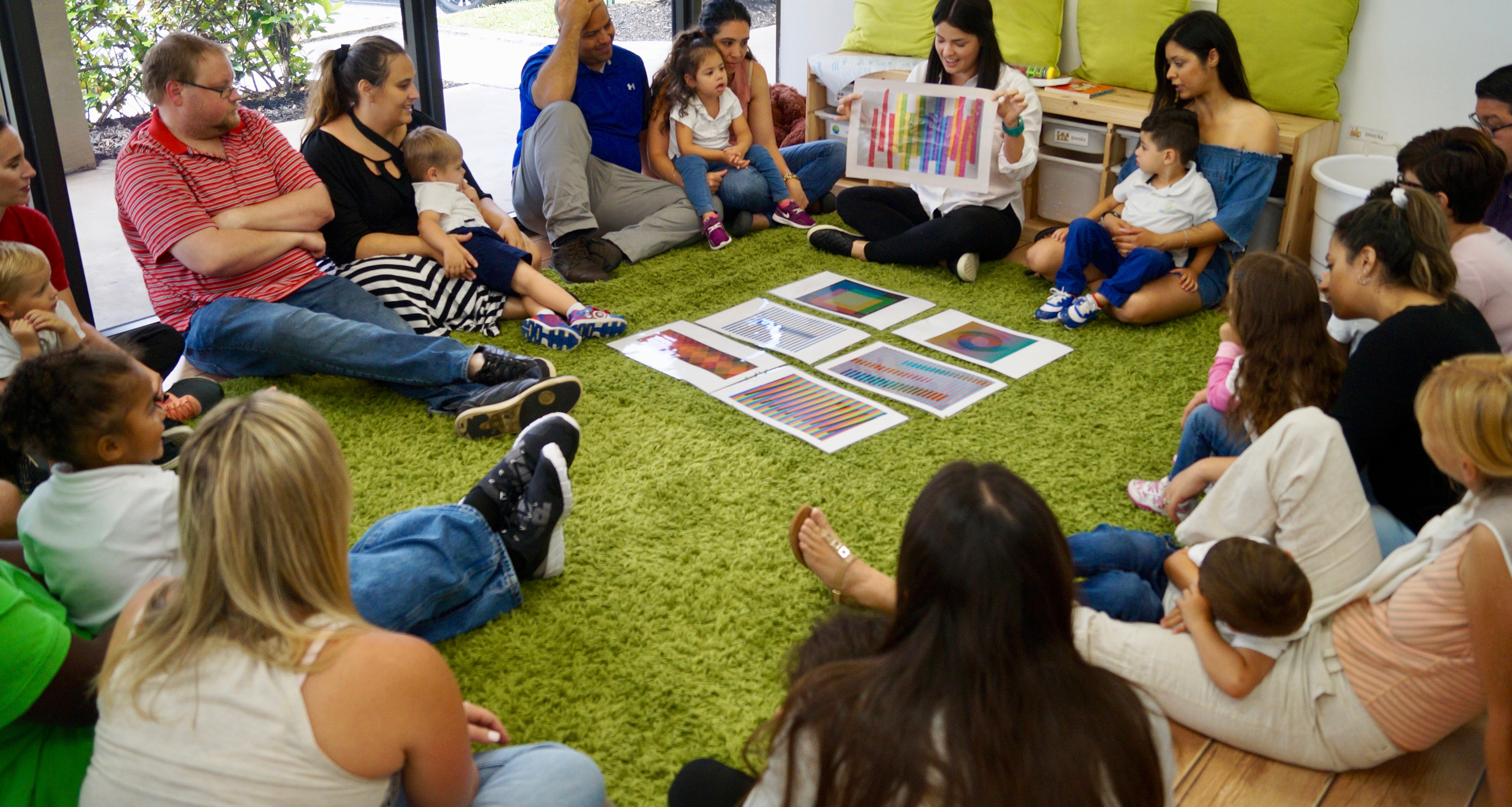 Family Month Classroom C