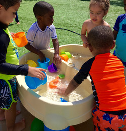 Bilingual Summer Camp - WaterPlay