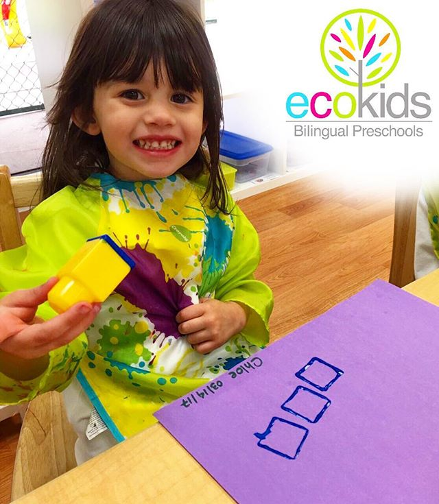 Art 🎨 Lego Painting Fun ~ #express #enjoy #create #art #imagine #explore #world #iamecokids #future