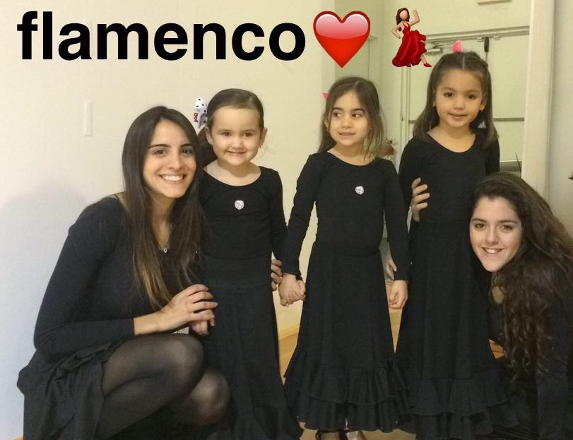 Baby Flamenco Classes