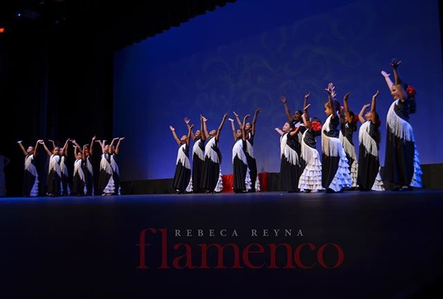 End Of Spring Term Show 2017 ~ June 7th, 2017 ~ Rebeca Reyna Flamenco Performance ~ www.rebecareynaf