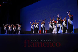 End Of Spring Term Show 2017 ~ June 7th, 2017 ~ Rebeca Reyna Flamenco Performance ~ www.rebecareynaf