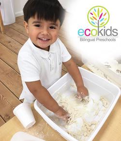 I Am EcoKids ~ #sensory #play #sensoryplay #learning #cognitive #skills #education #fun #braindevelo