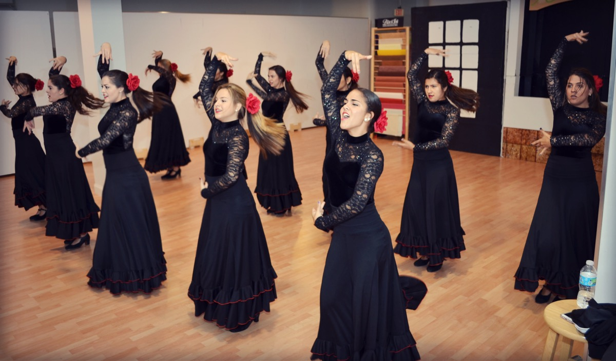 Flamenco Teens Classes