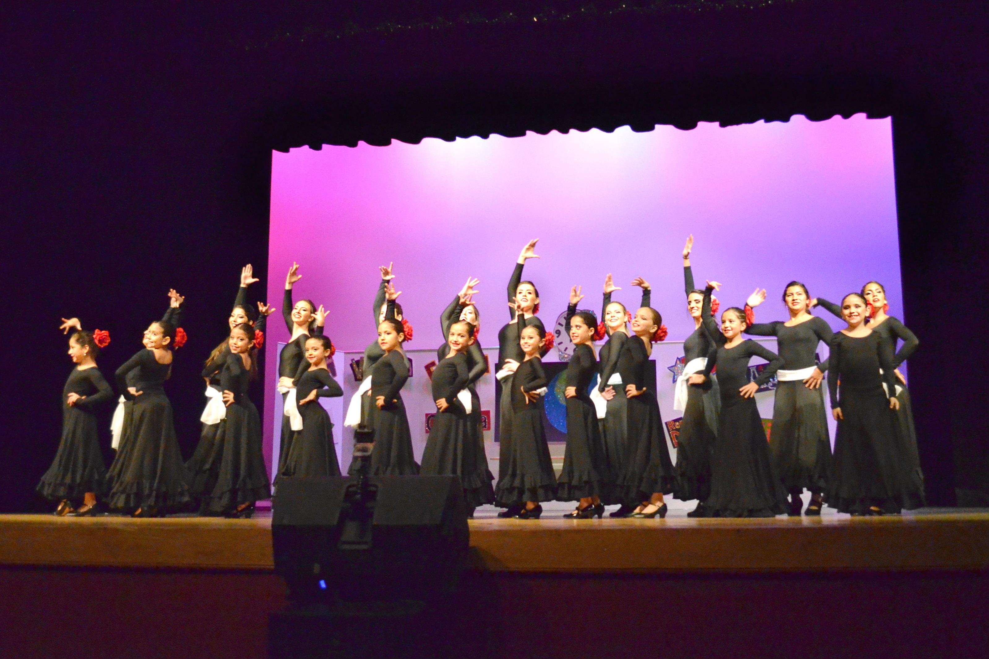 Flamenco Show 2014