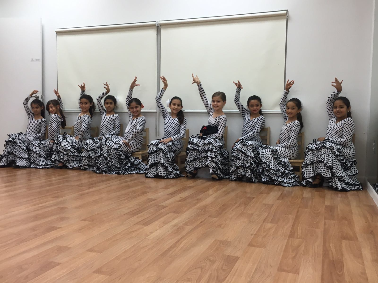 Bilingual Summer Camp Flamenco Kids