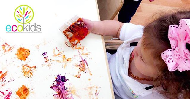 Creative Art ~ #art #kids #discover #learn #develop #braindevelopment #learning #education #iamecoki