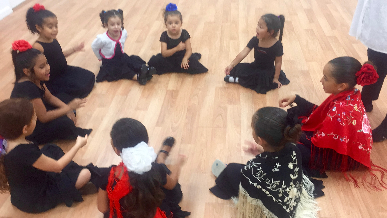 Bilingual Summer Camp Baby Flamenco