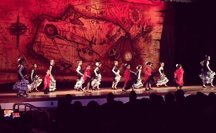 Flamenco Kids Show 2016
