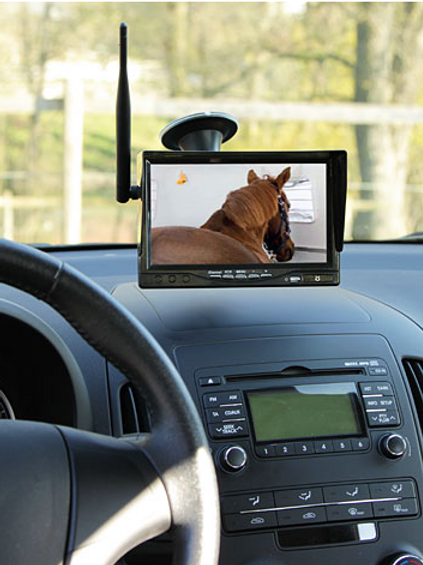 Kit Caméra de surveillance transport