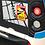 Thumbnail: LOT DE 40 Autocollants angles morts CARS / BUS