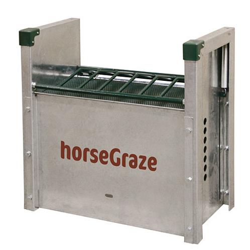 Horse Graze distributeur automatique de foin