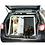 Thumbnail: Cloison box transport Alu 2 portes