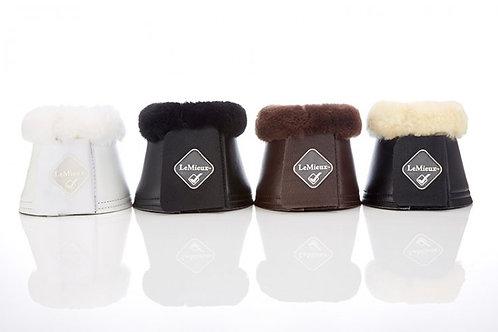 Cloches simili cuir mouton LEMIEUX