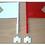 Thumbnail: Fanions d'obstacle (la paire)