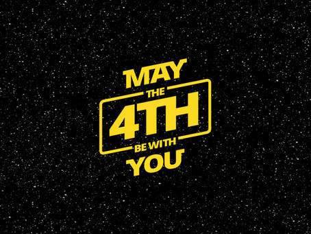 Happy May the 4th -Podcast