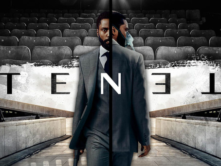 Tenet Movie Review and Analysis (Mostly Complaining!) - Podcast