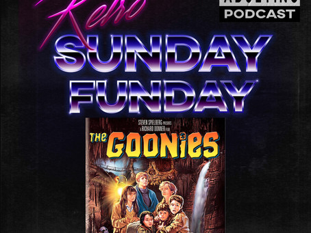 Retro Sunday Funday - The Goonies (1985)