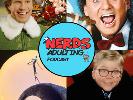 Our Favorite Christmas Movies - Podcast