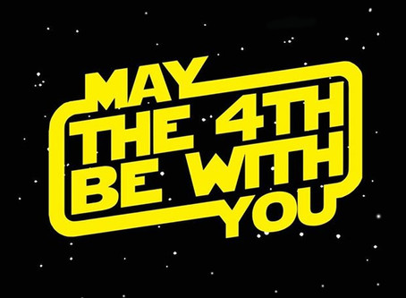 Podcast - May The 4th Be With You