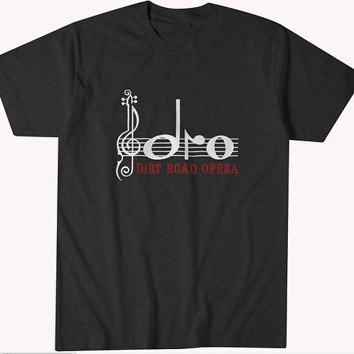 Dirt Road Opera Black T-Shirt